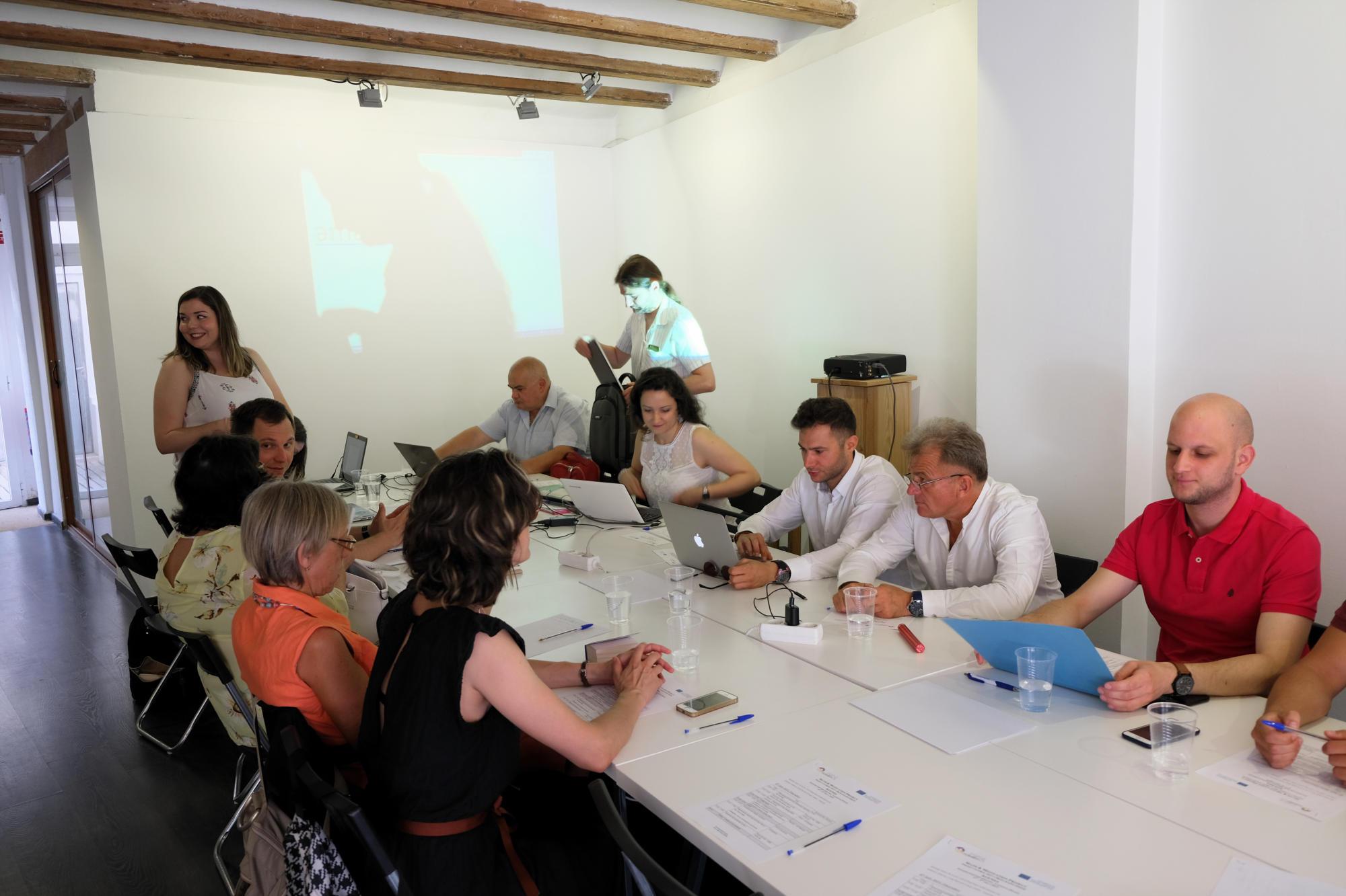 Meeting finale di M&M in Spagna